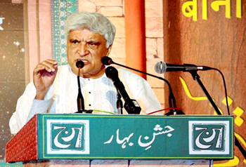 Prayers anywhere shouldn't disturb others: Javed Akhtar