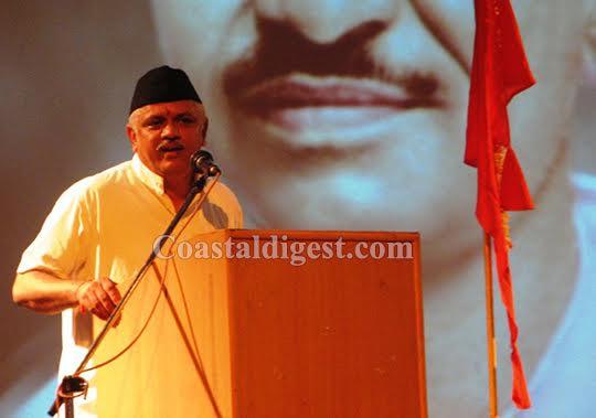 BL Santhosh RSS