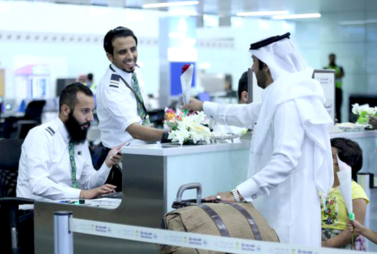 Low-cost air tickets during Haj attract 30% of tourists