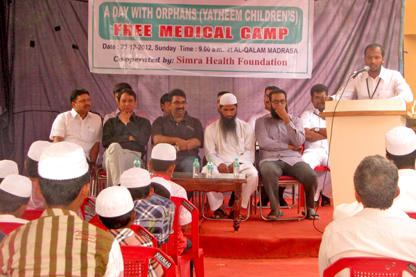 report on medical camp for free check up of woman Free gynaec check up for women, ortho, paediatric, general physician, eye screening & physiotherapy consult avail discount of 30% on lab investigations avail discount of 5% on department items.