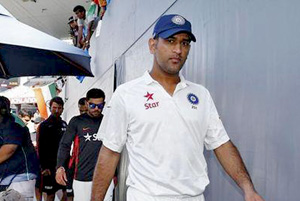 Shikhar's backing out created unrest in dressing room: Dhoni