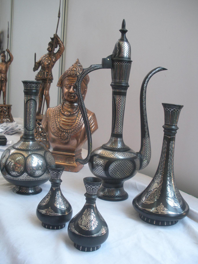 Bidar S Metal Handicrafts Attract Mangaloreans Coastaldigest Com
