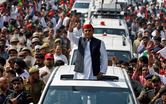 SP not to ally with RLD, tie-up only with Congress in UP