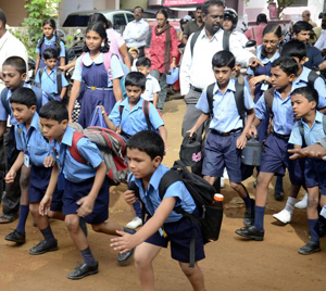 Karnataka govt declares holiday for all schools on July 25, 26 owing