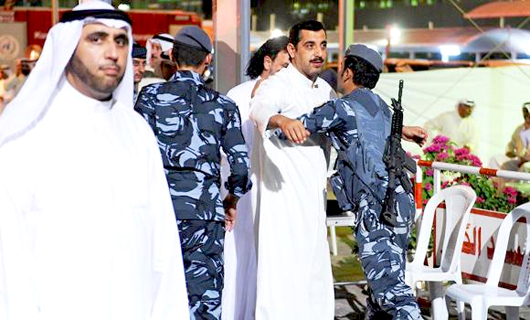 We are in a state of war: Kuwait interior minister