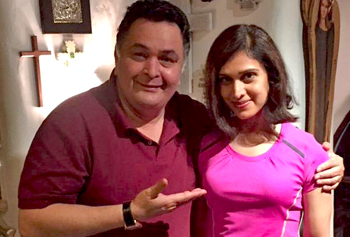Rishi Kapoor fails to recognise his Damini