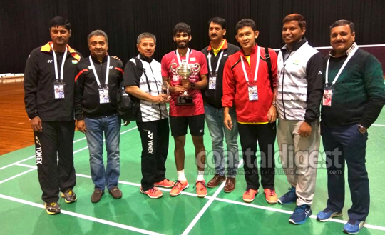 BAI announces 5 lakhs to Srikanth for winning Australia Open Super Series
