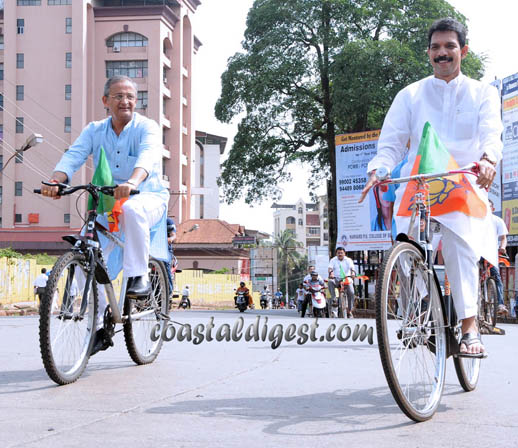 Bjp_Cycle_Rally_1