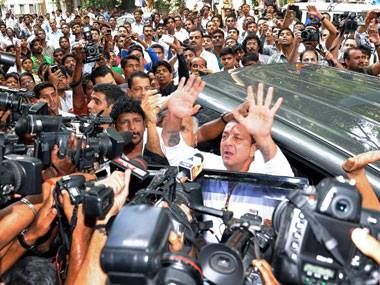 Sanjay Dutt shifted to high security Yervada jail in Pune