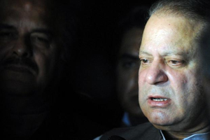 Pakistan army will be watching Sharif's cosying up to India