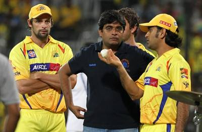 IPL spot-fixing: Mumbai Police fail to meet CSK CEO at his house, serve summons