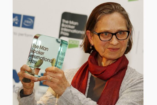Lydia Davis wins Man Booker Prize