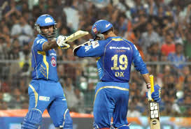 Mumbai Indians beat Rajasthan Royals to enter IPL 6 final