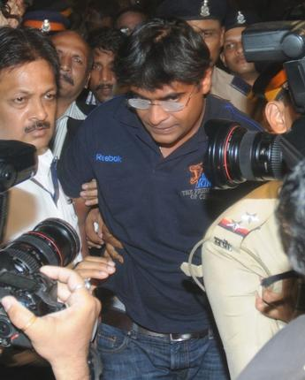 Spot-fixing scandal: Meiyappan arrested, admits to betting