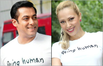 Salman Khan to marry Romanian TV actress Lulia Vantur?