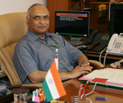 RK Mathur takes over as defence secretary