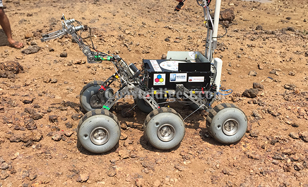 Rover challenge: Manipal students to compete in US Mars ...