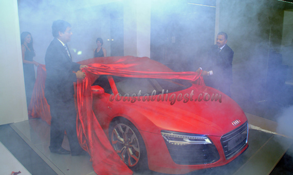 Audi India Opens Showroom In Mangalore Coastaldigest Com