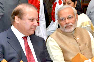 No India-Pak talks during Saarc summit as PM Modi rebuffs Sharif