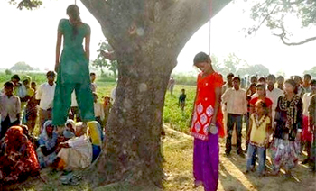 Badaun case: Girls committed suicide, claims CBI