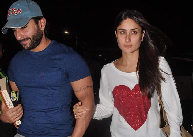 Despite A Strong Buzz That Saifs Mother Sharmila Has Been Sending Out Invites For The Impending Wedding Of Her Son Actress Kareena Kapoor Still Remains