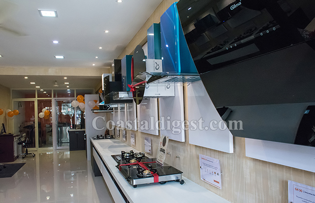 Gilma opens exclusive showroom of kitchen appliances in Mangaluru ...