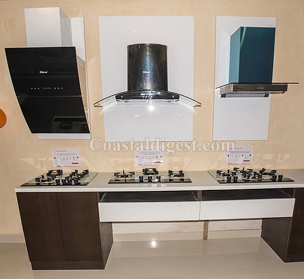 Gilma Opens Exclusive Showroom Of Kitchen Appliances In
