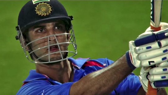 MS Dhoni applauds Sushant Singh Rajput's performance