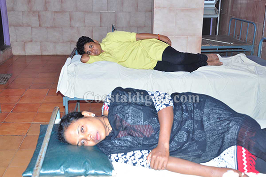 Mangaluru hundreds fall ill after eating fish dozens for Diarrhea after eating fish