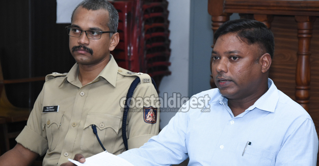 Tight security in Dakshina Kannada for Apr 18 polls