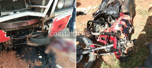 Two teenagers crushed to death as KSRTC bus knocks down