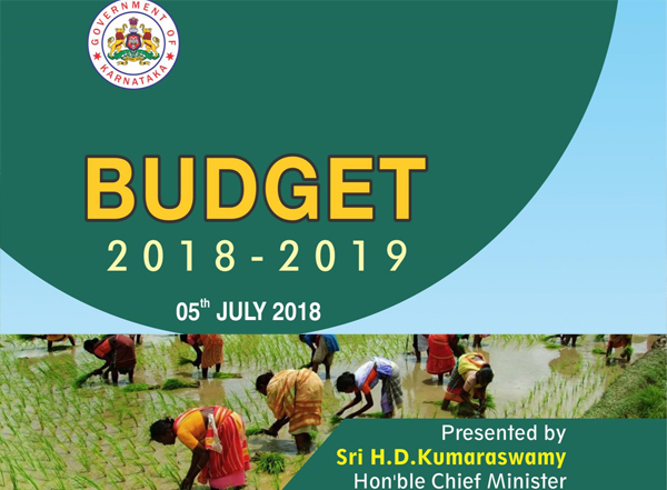 Full text of Karnataka State Budget 2018-19 presented by H D