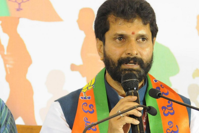 karnataka bjp jnu resigns coastaldigest renaming vivekananda calls