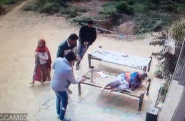 Mother-son Shot Dead Outside Their House in Meerut, Murder Caught on Tape | Coastaldigest.com ...