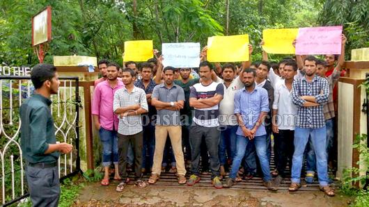 College protest 9