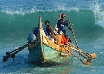 fishing in kerala coast southeast arabian sea completely