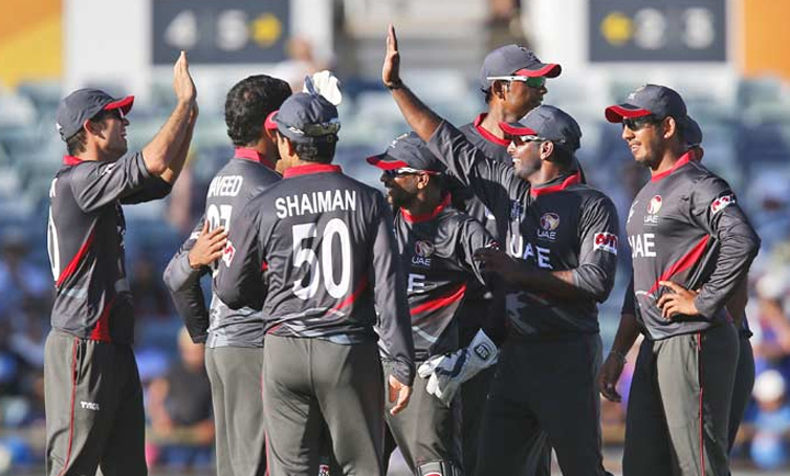 ICC provisionally suspends two UAE players for breaching anti-corruption  code
